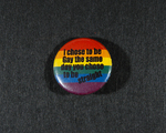 Pin 533 by The Madeline Davis LGBTQ Archive of Western New York