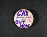 Pin 596 by The Madeline Davis LGBTQ Archive of Western New York