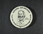 Pin 618 by The Madeline Davis LGBTQ Archive of Western New York