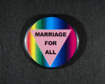Pin 629 by The Madeline Davis LGBTQ Archive of Western New York