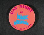Pin 634 by The Madeline Davis LGBTQ Archive of Western New York