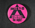 Pin 676 by The Madeline Davis LGBTQ Archive of Western New York