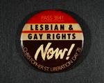 Pin 704 by The Madeline Davis LGBTQ Archive of Western New York