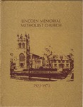 1923-1973; Church Books; Lincoln Memorial United Methodist Church by Lincoln Memorial United Methodist Church