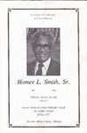 1993-01-30; Pamphlets; Homer L Smith Sr.