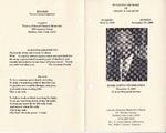 2000-12-05; Pamphlets; In Loving Memory of  Grady B Graham