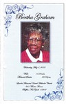 2005-05-04; Pamphlets; Bertha Graham