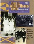African American History Month; Resource Guide; New York State Muesum; 2001 by New York State Museum