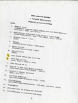 Afro-American History; Selected Bibliography; Fordham by Monroe Fordham
