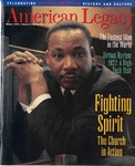 American Legacy; Fighting Spirit The Church in Action; 1999 by Dale Edwyna Smith