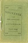 Anniversary Book; 100th; 1916