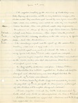 Organizations; United Methodist Women; Various Meeting Minutes; 1948-1965