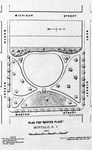 F.L. & J.C. Olmsted's plan for Masten Place, 1887. From 18 <i>ARBPC</i> (1888).