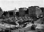 Lafayette Square, c. 1900.
