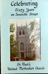 Anniversary Book; 60th at Seventh Street; 1983