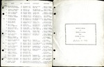 Church Records; Marriage; 1916-1917