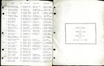 Church Records; Marriage; 1916-1917 by St. Paul Methodist Church