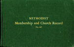 Church Records; Register; 1962