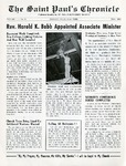 Events and Activities; Newsletters; 1950