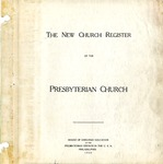 Membership; Church Register; 1930-1960