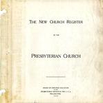 Membership; Church Register; 1930-1960 by Pierce Avenue United Presbyterian Church