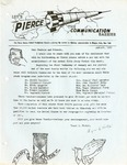 Newsletters; 1970-1974 by Pierce Avenue United Presbyterian Church