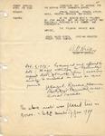Session Minutes; April 1934-April 1937