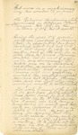 Session Minutes; Sept. 1893- Jan. 1924