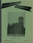 Church Anniversary 33rd (1); 1967-09-24 by Pilgrim Missionary Baptist Church