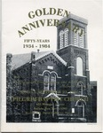 Church Anniversary 50th; 1984-09-23 by Pilgrim Missionary Baptist Church