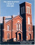 Church Anniversary 60th; 1994-01-01 by Pilgrim Missionary Baptist Church