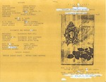 Pamphlet Deacons Deaconesses Mother Boards Anniversary 53rd; 1987-07-19 by Pilgrim Missionary Baptist Church
