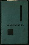 Church Book; Senior Usher's Board Meeting Minutes; 1976-2003