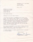 1979-07-01; Letter; Reverend R.D. Holloway by Pilgrim Missionary Baptist Church