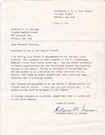 1979-07-01; Letter; Reverend R.D. Holloway