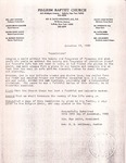 1990-12-12; Letter; Resolution