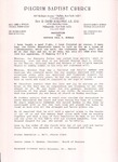 Undated; Letter; Resolution for Brother Paul R Echols