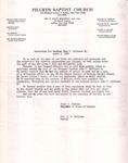 1982-04-03; Letter Resolution for Brother John T Hillard Sr
