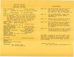 1984-09-16; Pamphlet; Youth Day Program