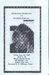 2002-06-28; Pamphlet; Home Coming Celebration for Katherine Kirkland