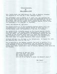 Undated; Pamphlet; Obituary of Mrs Fannie Wyatt