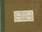 1963; Church Books; Sunday School (1) by Pilgrim Missionary Baptist Church