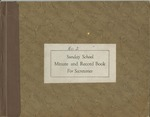 1965; Church Books; Sunday School (2) by Pilgrim Missionary Baptist Church