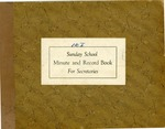 1966; Church Books; Sunday School by Pilgrim Missionary Baptist Church