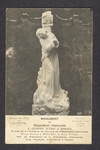 La Statue é Jeanne d'Arc (1) by WWI Postcards from the Richard J. Whittington Collection