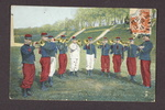 Infantry Bugle School (1) by WWI Postcards from the Richard J. Whittington Collection