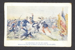 Battle of Rezonville (1) by WWI Postcards from the Richard J. Whittington Collection