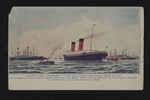 "New Card Options: Cunard R.M.S. ""Campania"" (1)"