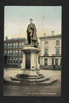 The King's Statue (1) by WWI Postcards from the Richard J. Whittington Collection