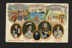 Royal Coronation Portrait (1) by WWI Postcards from the Richard J. Whittington Collection